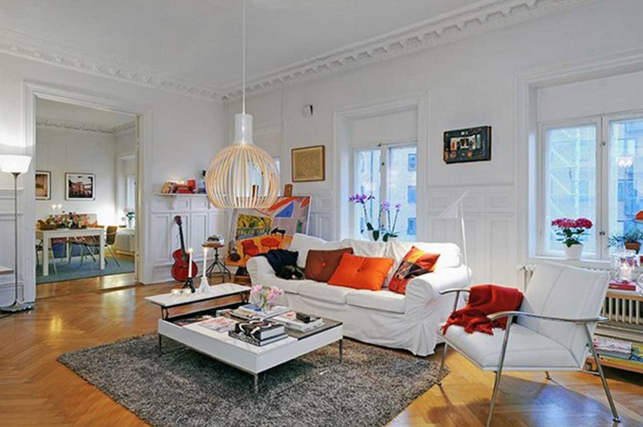 swedish living room design be a trend setter home 17193