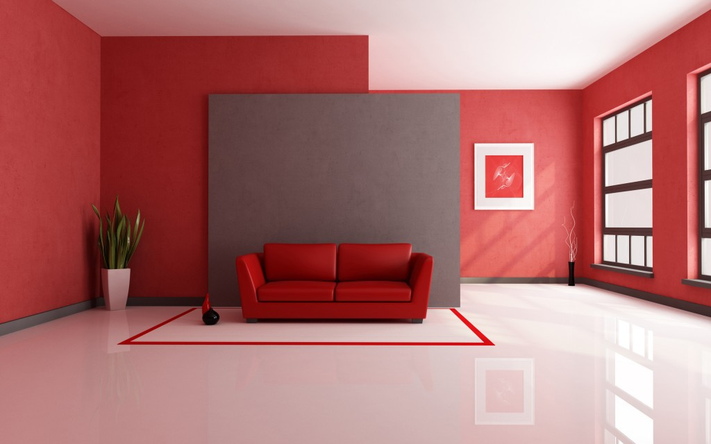 Red-Interior-Design-Home-HD-Wallpaper