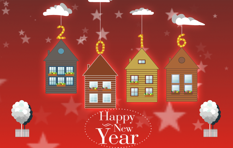 6 Ways To Make Your Home New Year Ready!