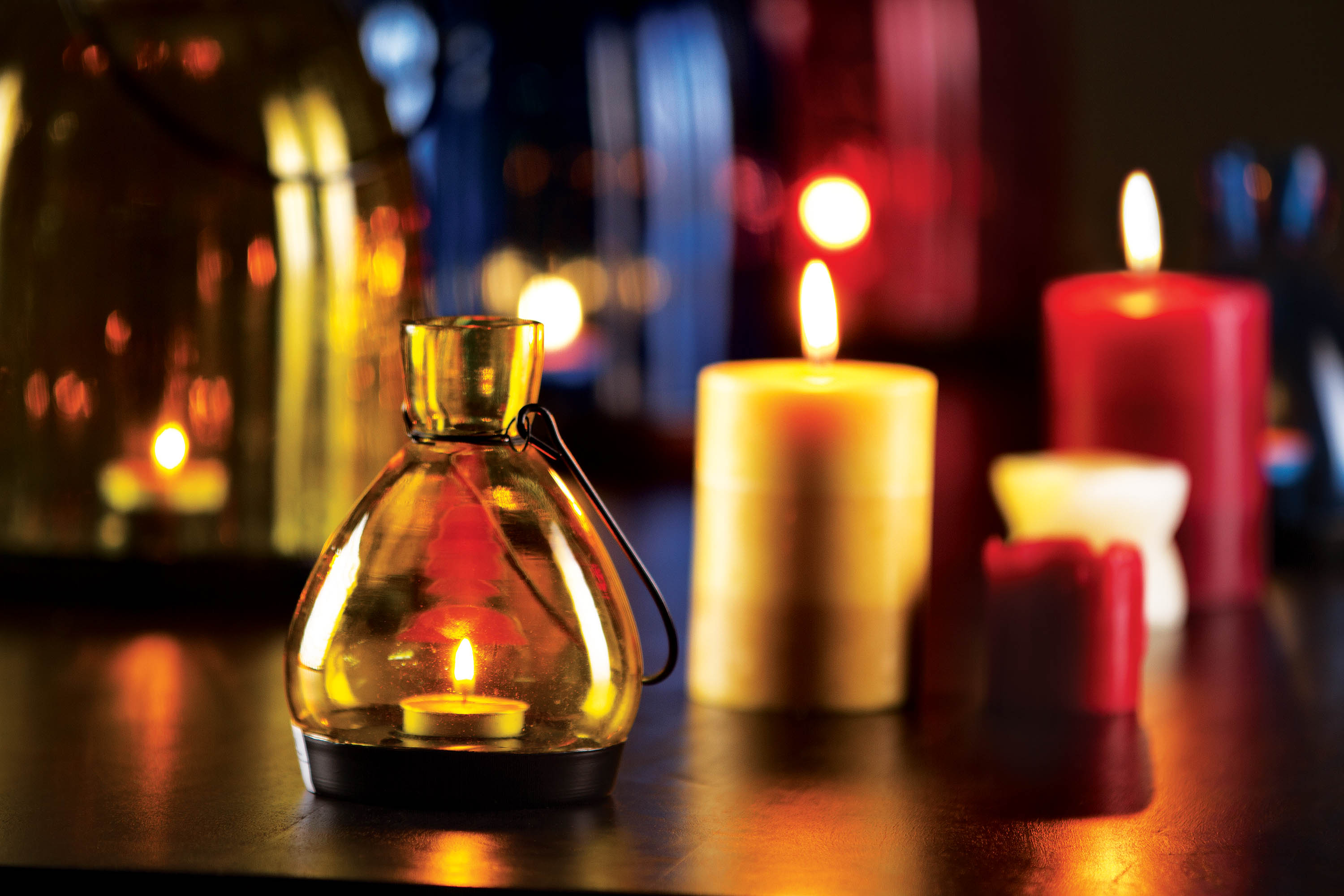 "@home - How can you make ""World Napping Day"" perfect for you - Scented Candles"