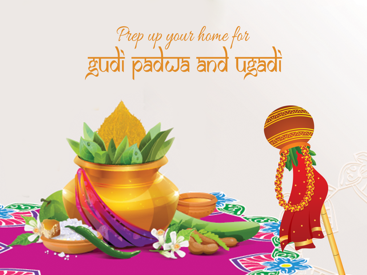 Gudi Padwa and Ugadi Image