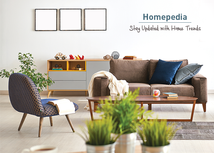 Homepedia – Stay Updated with Home Trends