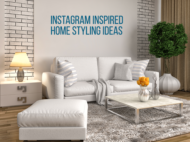 Instagram Inspired Home Styling Ideas
