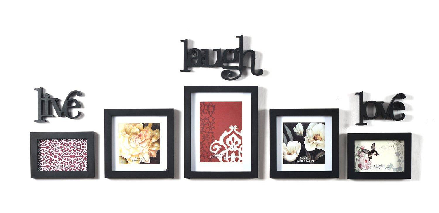 Innovative Ways to Hang Art and Photo Frames